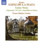 Sainz de la Maza: Guitar Music