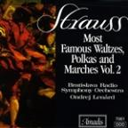 Most Famous Waltzes Polkas & Marches, Vol. 2