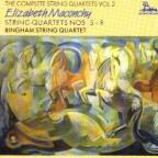 Maconchy: String Quartets Vol 2 / Bingham Quartet