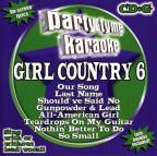 Party Tyme Karaoke: Girl Country, Vol. 6