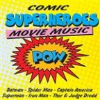 Comic Superheroes Movie Music