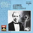 Bach: Suites for Cello, Vol. 2