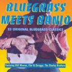 Bluegrass Meets Banjo: 23 Original Bluegrass Class