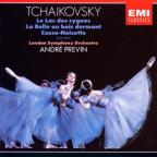 Tchaikovsky: Swan Lake, Sleeping Beauty, Nutcracker / Previn