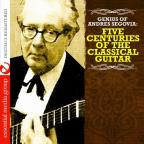 Genius Of Andres Segovia