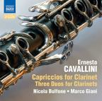 Cavallini: Capriccios for Clarinet; Duos