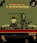 Musical Legends:The Collected Comics