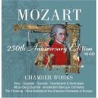 Mozart 250th Anniversary Edition: Chamber Works
