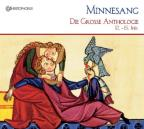 Great Minnesang Anthology