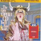 Only Opera CD You'll Ever Need !