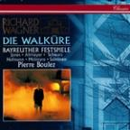 Richard Wagner Edition - Die Walküre / Pierre Boulez