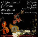 Original Music for Violin and Guitar: Virtuoso Pieces