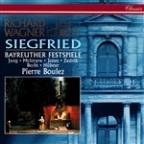Richard Wagner Edition - Siegfried / Pierre Boulez