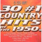 30 #1 Country Hits Of The 1950S