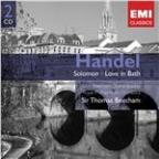 Handel: Solomon - Love In Bath