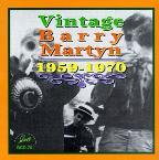 Vintage Barry Martyn 1959-1970