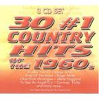 30 No 1 Country Hits Of The 1960S