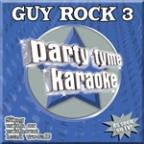 Party Tyme Karaoke - Guy Rock 3