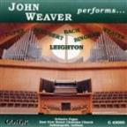 John Weaver Performs …