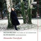 Mussorgsky: Pictures at an Exhibition; Schumann: Kinderszenen