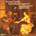 """Mr Henry Purcell's most Admirable Composures"" / Bowman, et al"