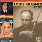 Twentieth Century Masterpieces For The Violin: Works By Berg & Schoenberg (Live)