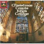 Carols from King's / Wilcocks, Ledger, King's College Choir