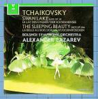 Tchaikovsky: Sleeping Beauty & Swan Lake Suites / Lazarev