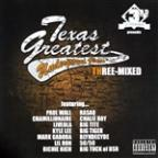 Texas Greatest Underground Flows Three-Mixed