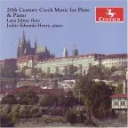 20th Century Czech Music for Flute & Piano