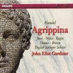 Handel: Agrippina / Gardiner, Jones, Miles, Ragin, Et Al