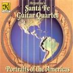 Portraits Of The Americas / Santa Fe Guitar Quartet