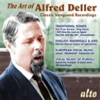 Art of Alfred Deller: The Counter-Tenor Legacy