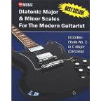 Diatonic Major And Minor Scales For Guitar