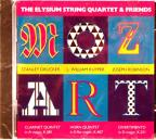 Mozart: The Elysium String Quartet & Friends