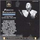 Opera Arias: Recordings From 1940-1948