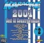 Karaoke: Country Timeline Female Hits Of 2001 - 2
