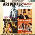 Return of Art Pepper/Modern Art