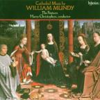 William Mundy: Sacred Choral Works / Christophers, Sixteen