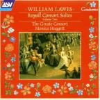 Lawes: Royall Consort Suites Vol 2 / Huggett, Greate Consort