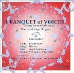 A Banquet of Voices - Music for Multiple Choirs / Rutter