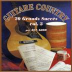 Guitare Country: 20 Grands Succes, Vol. 3