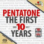 PentaTone: The First 10 Years