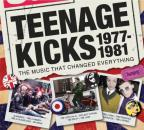 Teenage Kicks:1977-1981