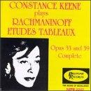 Constance Keene plays Rachmaninoff - Etudes Tableaux
