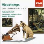 Vieuxtemps: Cello Concer