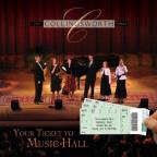 Your Ticket to Music Hall