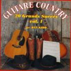 Guitare Country 20 Grands Succ