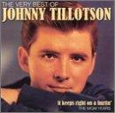 Very Best Of Johnny Tillotson: It Keeps Right On Hurtin' - The MGM Years