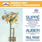 Suppé: Overtures; Auber: The Bronze Horse